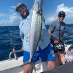 Man caught a King George Whiting Fish in Autumn 2019