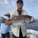 Old Man caught Snapper in Autumn 2019